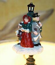 Christmas Decoration Lamp Top Ornament Fits Standard Lamp Tops Heat Resistant