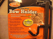 HME Products Archers Ground Blind Folding Hanger ,Newr Type with 3 Hooks