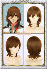 NEW Uta no Prince-sama Kotobuki Reiji Anime Cosplay Hair Wig Synthetic Wigs