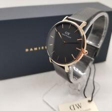 Daniel Wellington Classic Petite Ashfield Rose Gold Case 32mm Women's Watch