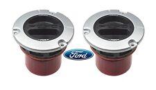 (2) OEM NEW Ford F250 F350 F450 Super Duty Manual Locking Hub Front BC3Z-3B396-B