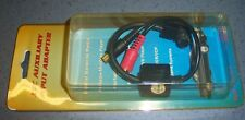 Jvc J-Link car stereo auxiliary input adapter install part Nos Din Jvc/J to Rca