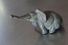 (Lot 24)  Vieil éléphant elephant elefanten elefante olifant