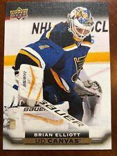 2015-16 UD Hockey Series 2 Canvas #C191 Brian Elliott Pack Fresh
