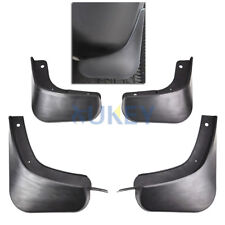 Front+Rear Mudflaps Mud Flaps For Suzuki SX4 S-cross Scross 13-17 Splash Guards