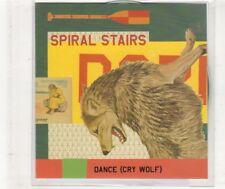 (HN447) Spiral Stairs, Dance (Cry Wolf) - 2017 DJ CD