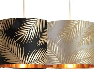 New Fabulous Stylish Design Foil Leaf Light Shade Home Decor N-21