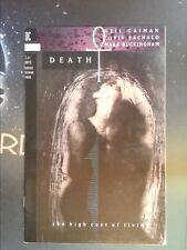 Death the High Cost of Living #3 Vertigo Vf+ 8.5 (Cb3438)