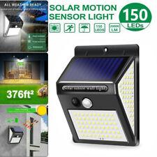 150LED Solar Power Spotlight Garden Lamp Landscape Light Waterproof 3 Modes USA