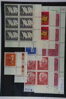 B2 BUND Lot Formnummern postfrisch