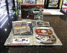 MICROSOFT XBOX 360 GEARS OF WAR 2 LIMITED EDITION COLLEZIONE ITALIANO ++++++++++