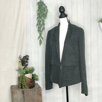 W118 by Walter Baker Danielle Layered Jacket Green Size Large