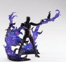 EFFECT BURNING FLAME Purple D-Art Figma Kamen Rider gundam 1/6 figure hot toys