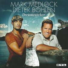 NEUF RARE MARK MEDLOCK & DIETER BOHLEN ( Dreamcatcher ) CD15T ( modern talking )