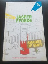 Shades of Grey. I The Road to High Saffron by Jasper Fforde (Hardback) SIGNED