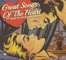 Various - Great Songs Of The Heart 50's 60's (3 CD SET) NEW/SEALED