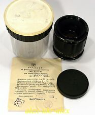 Russian MC Volna-9 2,8/50 mm macro lens M42 mount.Exc+++