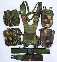 CADET KIT AIRSOFT BRITISH ARMY DPM SET TROUSERS // SMOCK AND SHIRT USED