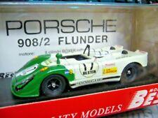 PORSCHE 908 /2 Flunder Nürburgring 1970 #17 Basche Werlich Shell Best 1:43
