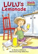 Lulus Lemonade: Liquid Measure (Rise and Shine) by National Geographic Learning