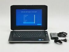 "Dell Latitude 5420 14"" HD intel i5-2520M 2.50GHZ 4GB 500GB HDD Win 10 Laptop PC"