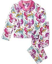 MY LITTLE PONY Girl's 7/8 Pajama Set, Rainbow Dash, Pinkie Pie