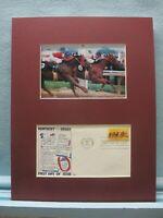 1978 Triple Crown - Affirmed vs. Alydar & Kentucky Derby First day Cover