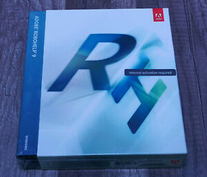 Adobe Robohelp 9 BRAND NEW genuine sealed in box 65099832 Windows XP-7-10
