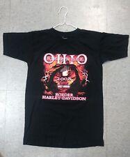 2008 Ohio Bike Week ROEDER HARLEY DAVIDSON Shirt (with tags)