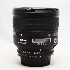 NIKON AF NIKKOR 85MM F1.4D SUPER FAST PORTRAIT LENS...VERY CLEAN!