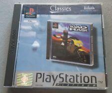 Jeu ROAD RASH - Playstation 1 (PS1) - Platinum - Version PAL - Complet