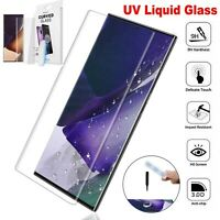 For Samsung Galaxy Note 20/ 20 Ultra 5G UV Light Tempered Glass Screen Protector