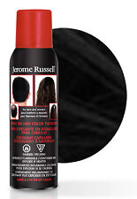 Jerome Russell Spray On Hair Color Thickener 100mL Jet Black