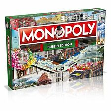 Dublin Monopoly Game Board