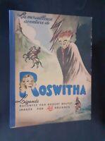 Bd La Maravillosa Aventura De Roswitha R. Boutet Dibujada Brunhes 1947 Ed.o