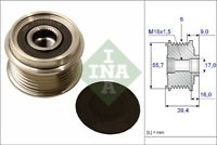 INA Over Running Alternator Clutch Pulley 535 0060 10 535006010 - 5 YR WARRANTY
