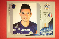 PANINI CHAMPIONS LEAGUE 2012/13 N. 145 CABELLA MONTPELLIER BLACK MINT!