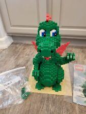 LEGO Green Dragon SCULPTURE 3724 - COMPLETE - No box