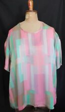 Country Road Regular Size Geometric Tops for Women