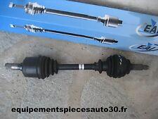 CARDAN TRANSMISSION GAUCHE MAZDA 626 série 2 sans ABS REF MA6601 T98022 94022T