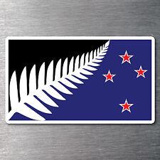 New Zealand Silver Fern Proposed Flag sticker 7yr Vinyl all blacks NZ kiwi