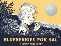 Blueberries For Sal (viking Kestrel Picture Books): By Robert McCloskey