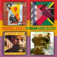 Prince Far I - Trojaner Alben Sammlung The New CD