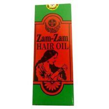 3 X ZamZam Hair Oil Natural Oil to Help Growth Hair,Mustache & Beard 115ml