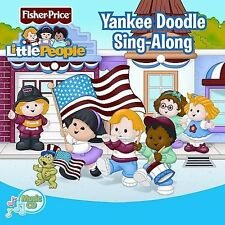 FREE US SHIP. on ANY 3+ CDs! ~Used,Very Good CD Fisher Price Little People: Fish