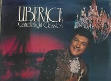 LIBERACE LP ALBUM CANDLEIGHT CLASSICS