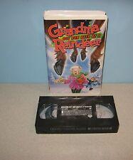 Grandma Got Run Over By A Reindeer (VHS, 2000, Clam Shell) Christmas Movie
