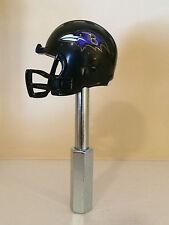 Baltimore Ravens Mini Helmet NFL Beer Tap Handle Football Kegerator Riddell AFC