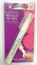 Nailene French Tip Pen - Pearl White # 61022