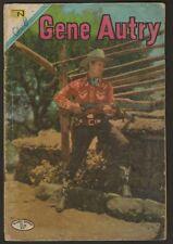 Gene Autry #236 Comic Spanish Mexican Novaro 1971